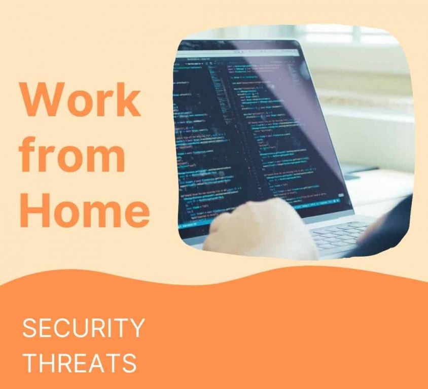 security threats work from home