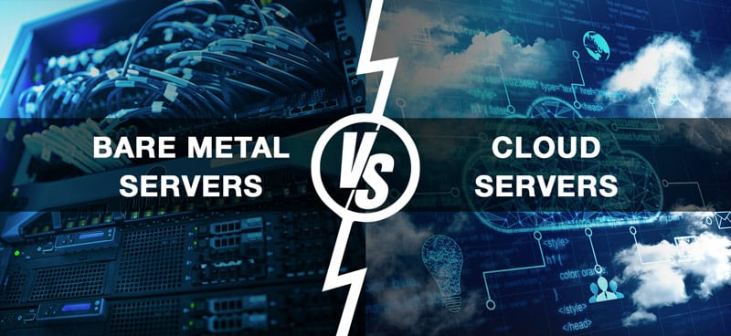 bare metal server vs virtualization
