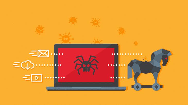 virus trojan malware